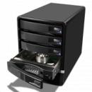 RAIDON锐铵GR5630-SB3 4盘位磁盘阵列 | USB3.0 + eSATA