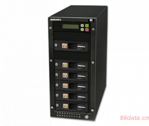 Addonics 1:5 HDD Duplicator Deluxe 硬盘拷贝机/克隆机(HDUS5325DX)