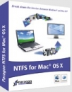 NTFS for Mac OS X 9.5:让您的Mac读写Windows NTFS磁盘