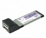 Sonnet Tempo SATA 6Gb Pro ExpressCard/34 eSATA转接卡