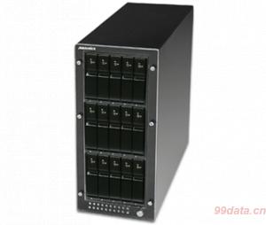 Addonics RT9 15盘位RAID磁盘阵列 USB3.0/eSATA
