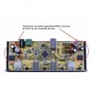 Coolgear USBG-3X4M USB3.0 4口工业级hub 金属封装标配电源适配器