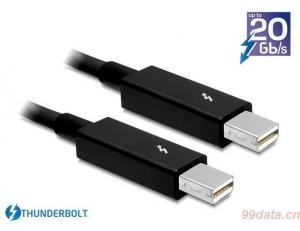 Delock  Thunderbolt 2 雷电数据线