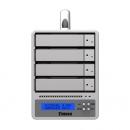 Stardom SR4-SB3塔式4盘位USB3.0/eSATA多接口磁盘阵列柜 RAID5