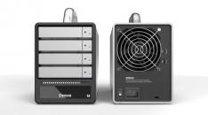 Stardom ST4-TB 4盘位Thunderbolt 2雷电磁盘阵列柜