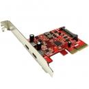 USB3.1 Gen2 10Gbps Type C转接卡,支持Windows/Linux/Mac OS
