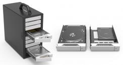 Stardom ST8-U6塔式8盘位SFF-8644 miniSAS 12Gb磁盘阵列柜 RAID5/6