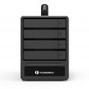 Stardom ST4-TB3 4盘位Thunderbolt 3雷电阵列柜磁盘阵列柜
