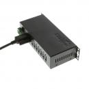Coolgear USBG-7U3ML USB3.0 7口工业级Hub 金属封装