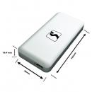 1TB Stardom PD01-TB3+ Thunderoblt 3 40Gbps Type C雷电3 NVME M.2 SSD固态移动硬盘