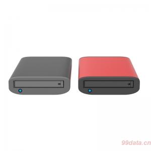 Stardom MT1-B31BP USB3.2 Gen2 10Gb Type-C接口2.5 SATA3硬盘盒