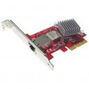 Lycom NW-103 10G RJ-45 PCIex4万兆网卡支持windows黑苹果Mac os